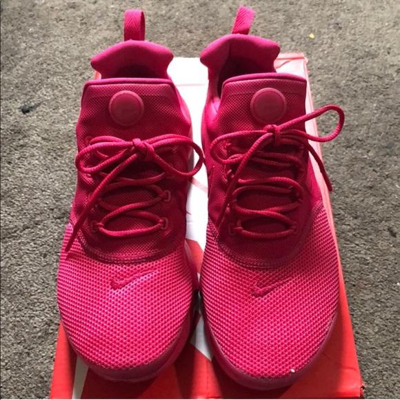 Elemental Enojado Viento  Nike Shoes | Nike Presto Fly Hot Pink | Poshmark